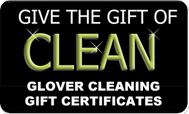 Glover Cleaning Gift Certificates